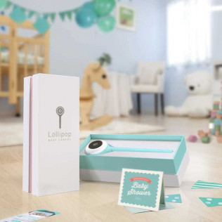Lollipop Video Baby Monitor
